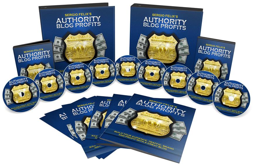 Authority Blog Profits Bundle Course